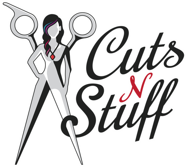 Cuts-N-Stuff Logo Transparent